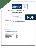 fmp report