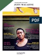 Hachette Australia December 20 January 21 Publicity Magazine