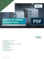 Simatic s7 1500 Redundant Systems Techslides 2018-11-12 En