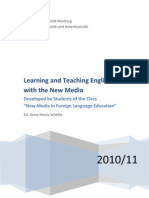 Learning and Teaching with the New Media