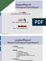 Formation Jasper i Report