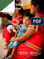 Financiamiento en salud en Panama