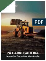 Pá Carregadeira_ Manual de Operação e Manutenção