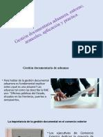 GESTION DOUMENTARIA DE ADUANAS