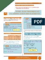 Chapitre II Structure électronique et classification électronique des éléments Version Livre