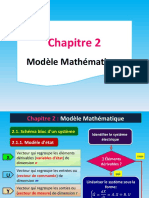 CH2_Modéle mathématique