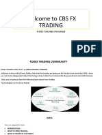 Welcome to Cbs Fx Trade