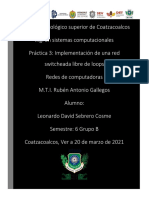 Reporte de Práctica 3