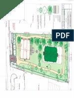 Plan Du Parc Des Loisirs Pour Tous