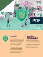Cartilha LGPD Lei Geral de Proteção de Dados Pessoais_APEX Brasil