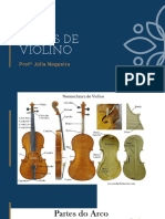3# Aula de Violino