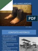 Las Vanguardias Presentacion