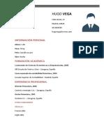 Curriculum Director Financiero