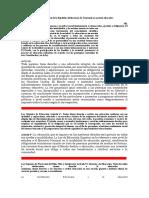 Disposiciones de La Constitución de La República Bolivariana de Venezuela en Materia Educativa