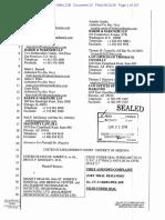 Dignity Health FCA lawsuit