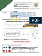 Guía No. 3 Matematicas 7 a-b-c-d. 1 p Nelffy Meneses