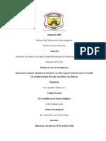 Seminario 2020, Jose Martin, 5to biologia B
