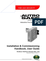 Autronica KD485 User Manual