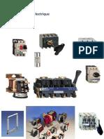 Appareillage électrique de commande et de protection 19007-٣