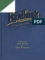 Hardback rules