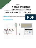 3AEC Leonardo Conti  RDL 2 1 grandezze elettriche fondamentali 3.0
