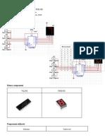 Rdl 5-2 BCD display 7 seg 74LS48 conti viali silvestrini