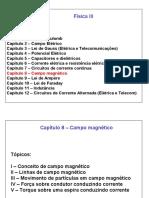 Física III - Campo Magnetico