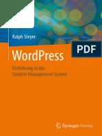 WordPress - Einfuhrung in das C - Unbekannt