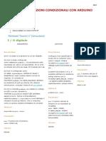 RDL 1.2 Istruzioni Condizionali Con Arduino Conti Leonardo 3AEC