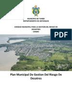PLAN MUNICIPAL DE GESTION DEL RIESGO ACTUALIZADO
