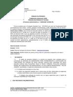 Edital - PGE 05-2020