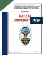 Gaceta_6 (2012) III Tri