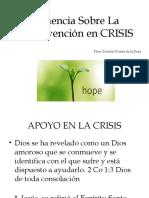 Crisis psicologia