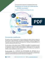 I Jornada Estudiantil de Ciencias de La Información 2021 - Invitación