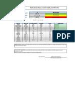 Evaluación de Resultados IFQ2009