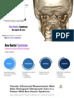 Fisiopatologia Do Complexo de Subluxacao Vertebral BHS