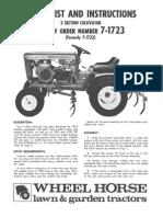 WheelHorse Cultivator 7-1723_803965