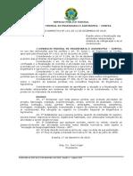 Decisão Normativa  CONFEA 0114-19 - Empresas de Ar Condicionado -