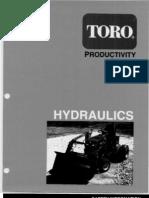 WheelHorse hydraulics manual productivity series