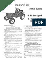 wheelhorse charger 12 manual 1 7241 p tractor switchwheelhorse 1973 8 10 12 14 8 speed owners manual