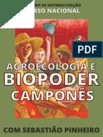 AGROECOLOGIA e biopoder campones