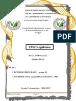 TP Regulation Finale