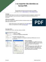 Tutoriel Creer Un Fichier PDF