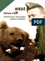 "Aileen Orr, ""Niedźwiedź Wojtek"", Replika 2011"
