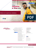 Informe de resultados saber pro-2018 - modulo de competencias ciudadanas