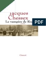 Le vampire de Ropraz by Chessex, Jacques [Chessex, Jacques] (z-lib.org)