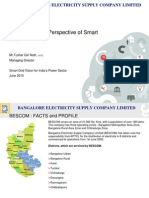 State Utility Perspective on Smart Grid