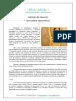 Adenomul de Prostata - Tratament in medicina traditionala