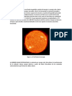 LA ENERGÍA SOLAR El sol es una fuente inagotable y gratuita de energía