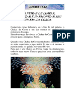 3 MANEIRAS DE LIMPAR, ENERGIZAR E HARMONIZAR SEU CHAKRA DA COROA.pdf · versão 1